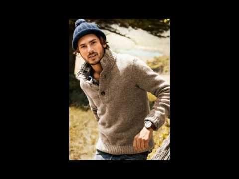 (1) Crochet abrigo para hombre - YouTube