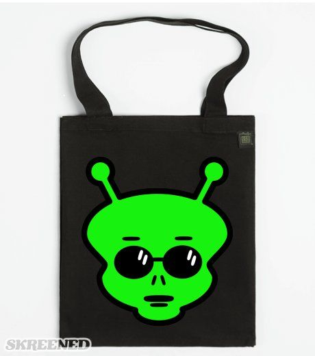 ALIEN Humor ECO Bag