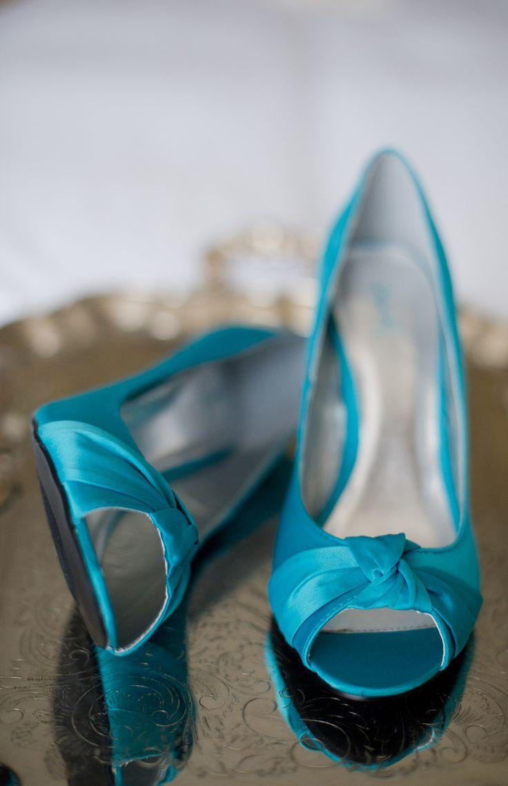 #somethingblue #wedding #bridal #shoe // #shoeloveaffair
