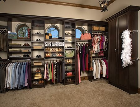 Celebrity Closet Design Ideas Life Uncluttered Home