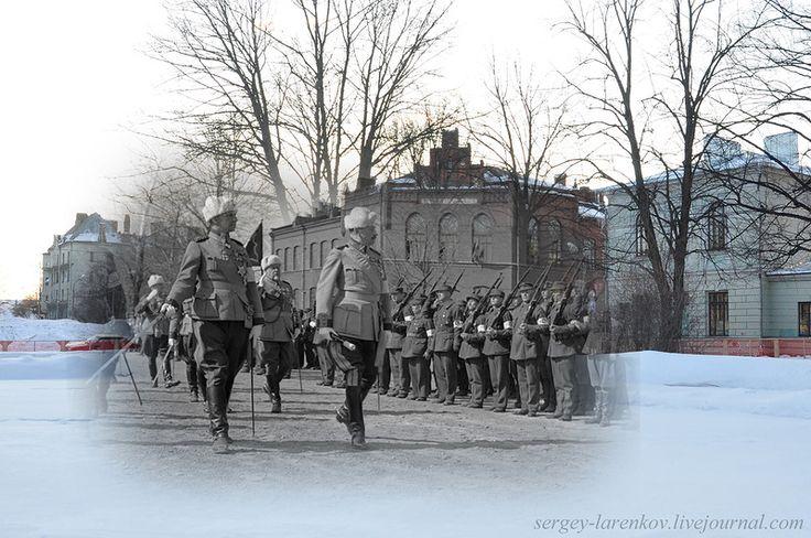 Выборг 1939-1940 /2011 Советско-финская война. | Life on Photo. Mannerheim in Vyborg 1938.