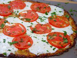 Cauliflower Crust Pizza - Gluten Free Recipes Wiki, gluten free recipes and gluten free substitutions for the Celiac community!