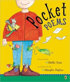 Poem in Your Pocket!     April is Poetry Month!  Are you planning on participating in this annual event? Here are some great ideas for keeping a Poem in Your Pocket!