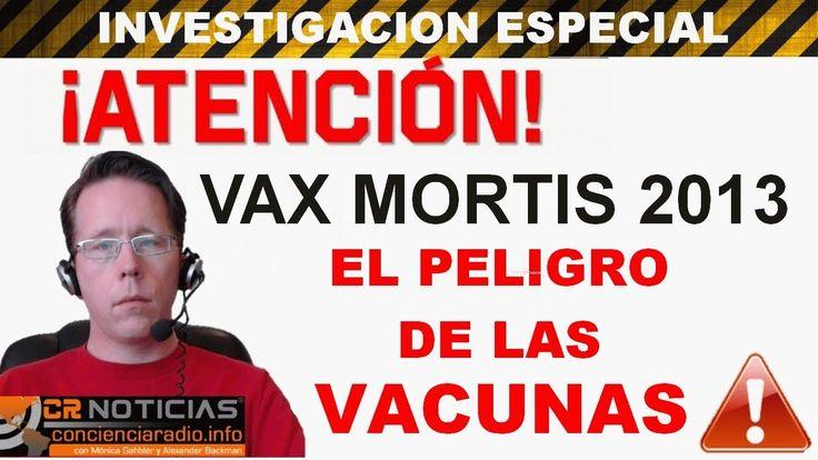 https://youtu.be/hmkeaU9Xyd4 #VAXMORTIS2016 LA VERDAD DE LA VACUNA del Papiloma #influenza rbl.ms/1RZnzGT via @REDreziztenCIA #GDL #LLDM
