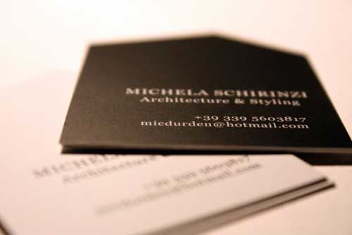 Inspiring Architects Business Cards