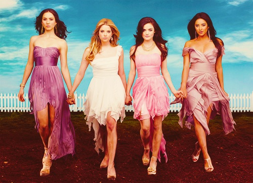 :) Can't wait to get back to work .. Season 3 here we come!: Prettylittleliar, Pretty Little Liars
