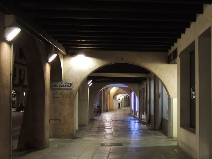 i portici di Mestre