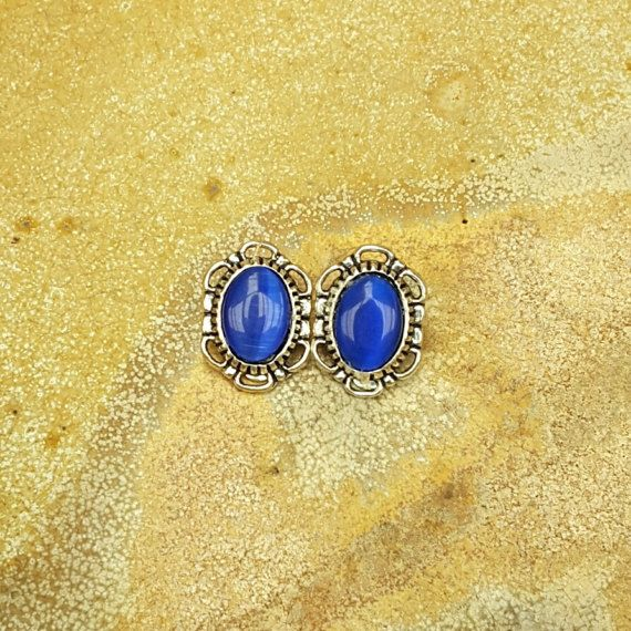 Hey, I found this really awesome Etsy listing at https://www.etsy.com/au/listing/498378282/cobalt-blue-clip-on-earrings-cobalt-blue