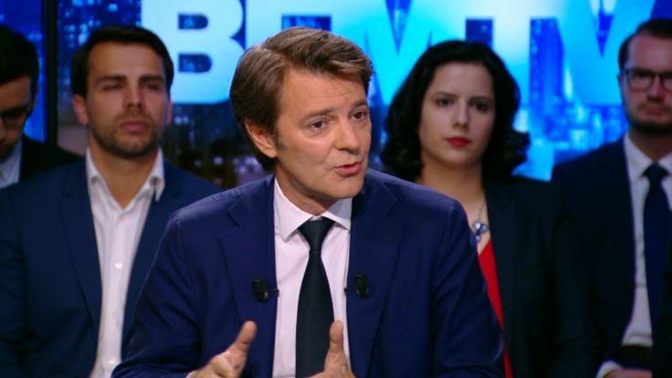 """Législatives: Baroin ironise sur Macron et souhaite """"lui offrir une majorité"""""""