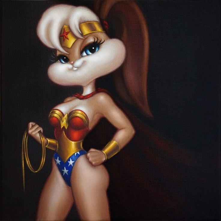 hottest superhero women naked