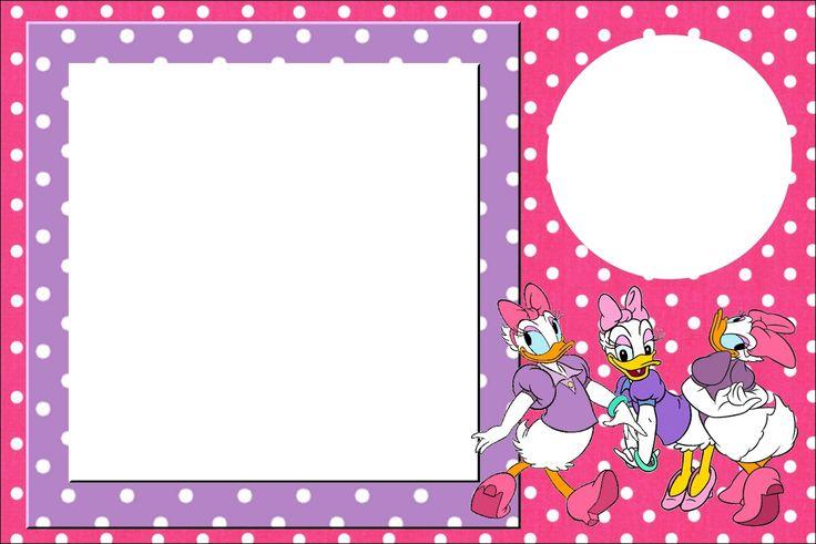 Resultado de imagen para tarjetas de cumpleaños de la pata daysi bebe
