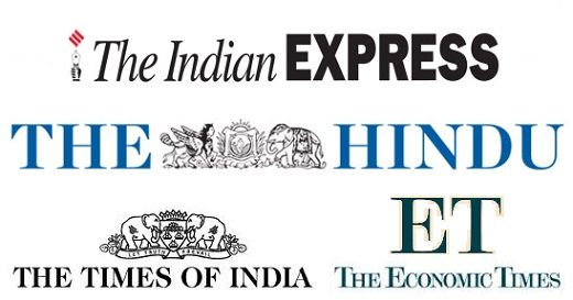 Okkal.com provides Daily Current Affairs from The Hindu, The Indian Express, The Economic Times and The Times of India. Get a quick glance of today's newspapers in a page-wise and categorized (section-wise) format. We will help you to make Newspaper notes every morning at 10:00 AM. http://www.okkal.com/show/okkal-content-current-affairs-100-nc