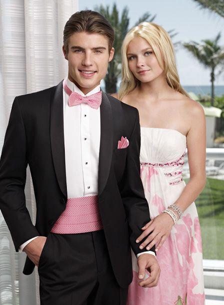 Collins Formal Wear - Basic Cutaway Shawl by Jean Yves   http://www.collinsformalwear.com/catalogue.html