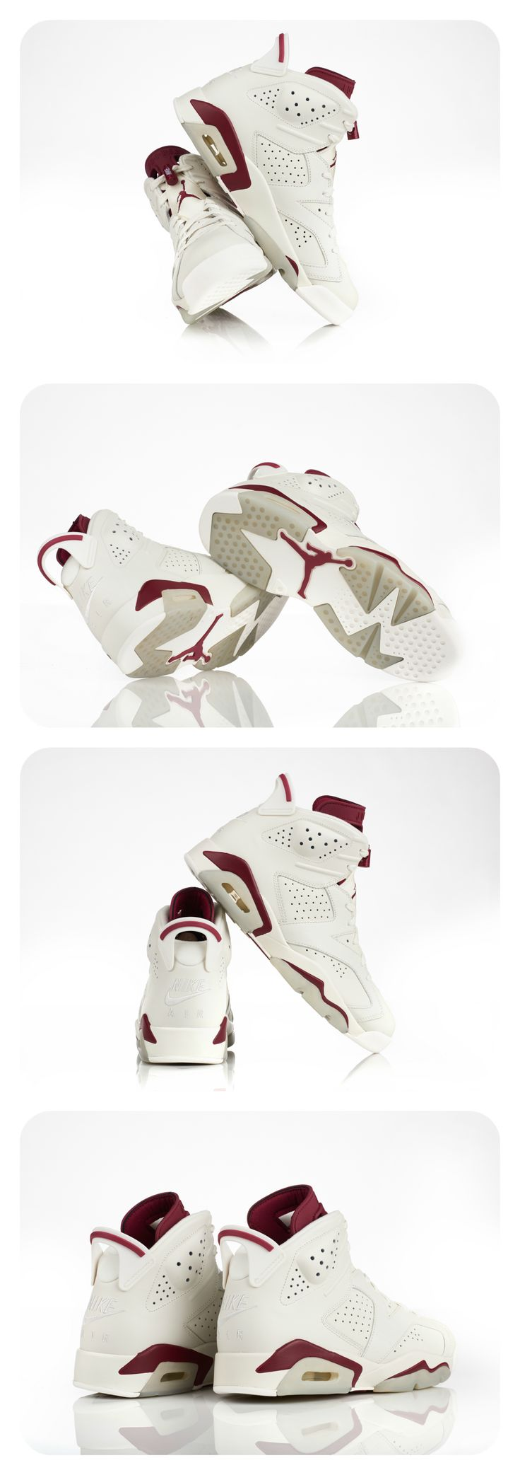 Happy Monday! We've restocked this fan-favorite Jordan Retro 6. Happy Monday indeed.