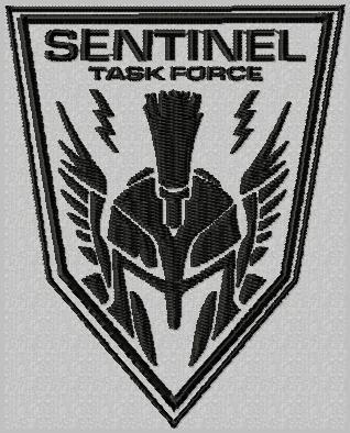 OMLpatches.com - COD Advanced Warfare Sentinel Task Force ...