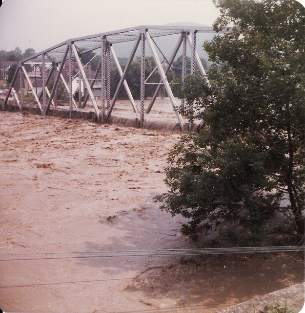 Johnstown PA - Flood of 1977 was there not good lost some friends