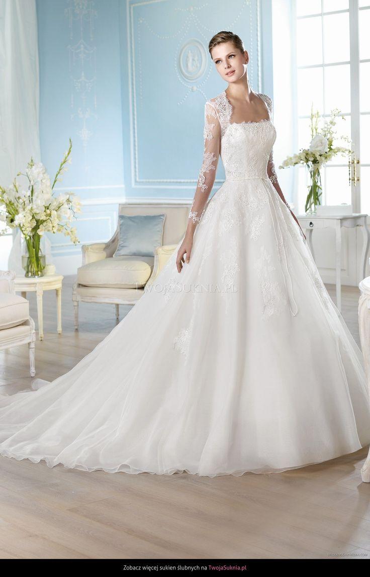 18 best Brautkleider images on Pinterest | Bridal gowns, Wedding ...
