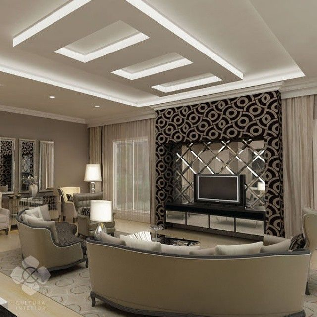Sophicticated and luxurious living room design with beautiful decorative mirrors and elegant choice of furnitures. A highclass hangout for the whole family after a busy day outside.  Designed by @culturainterior  #interior #interiordesign #interiorinspiration #livingroom #livingroomdesign #livingroomideas #houseinterior #interiorsemarang #interiorindonesia #culturainterior