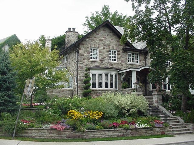 A wonderful house in Toronto