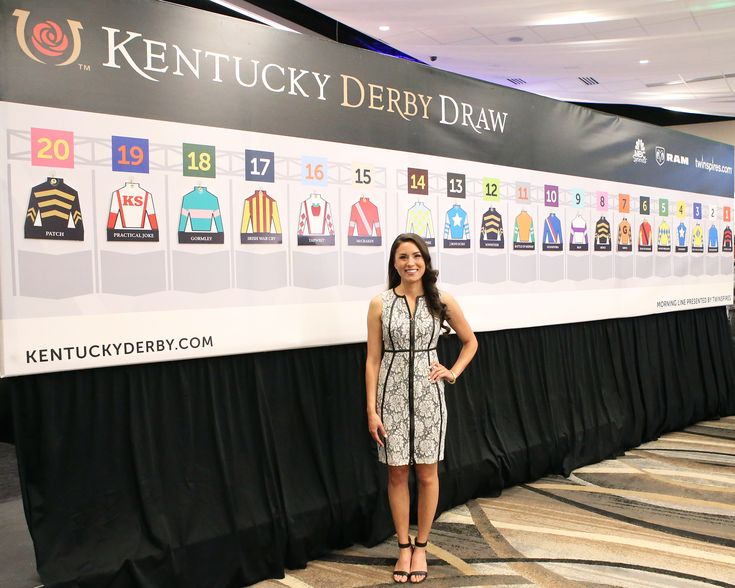 Top contenders emerge unscathed in Kentucky Derby post position draw