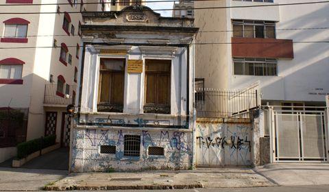 Casa de 1896 - Rua Marquês de Itu, 663