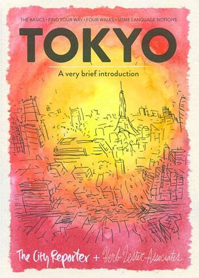 My Favourite Japan Guide Books