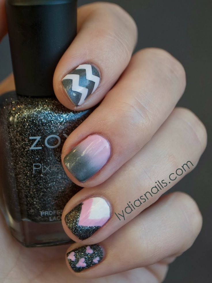 498 best Nail Art images by Courtney Burg on Pinterest | Nail ...