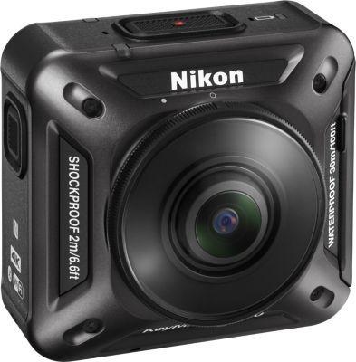 Offrez vous votre Caméra sport - Nikon KeyMission 360 avec Boulanger et découvrez les services boulanger comme le retrait en 1 heure en magasin*.
