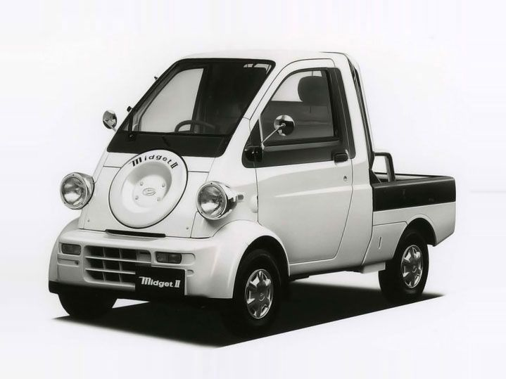 Daihatsu Midget Ii 50