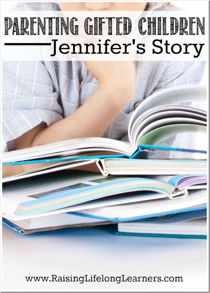 Parenting Gifted Children | Jennifer's Story