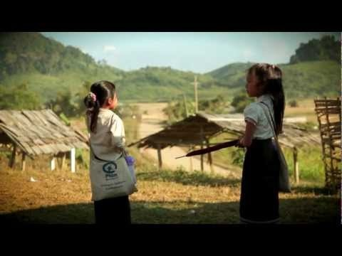 """Watch This 1:44 sec Video -If you've got $ 5 + you want to do something great w/ it check this out- Intrepid Travel has put together this project so that 60 Million girls around the world can continue their education past the first few years. Project SAMA is """"a 3-year global gender equality program, aiming to improve the lives of communities + help bridge the gender gap through early education."""" The first stage of the program will begin in Laos where many girls don't get to go to school at…"""