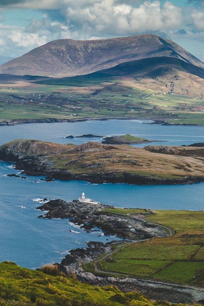 Ring Of Kerry Ireland Ireland Landscape Ireland Travel Ireland Pictures