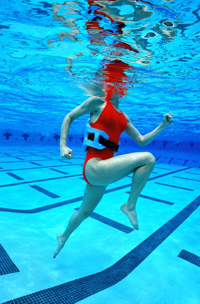 7 Best Images About Pool Exercises On Pinterest Dive In
