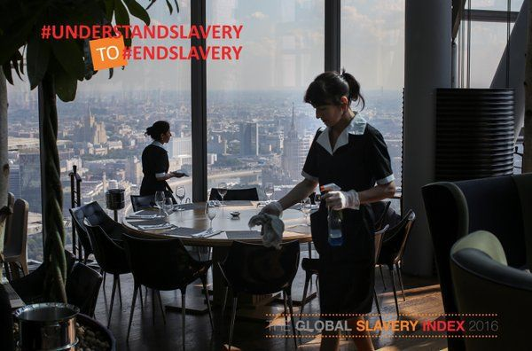 Putting An End To Modern Slavery