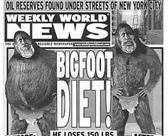 Bigfoot Exists, Bigfoot News, Yeti, Bigfoot Diet
