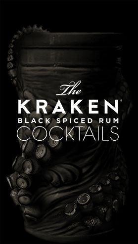 KRAKEN COLADA - Kraken Rum