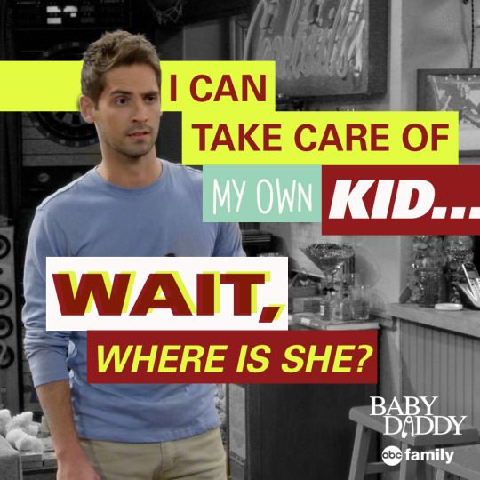 Or so Ben thinks... | Baby Daddy Quotes