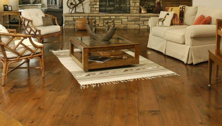 Aptos Eastern White Pine Living Room