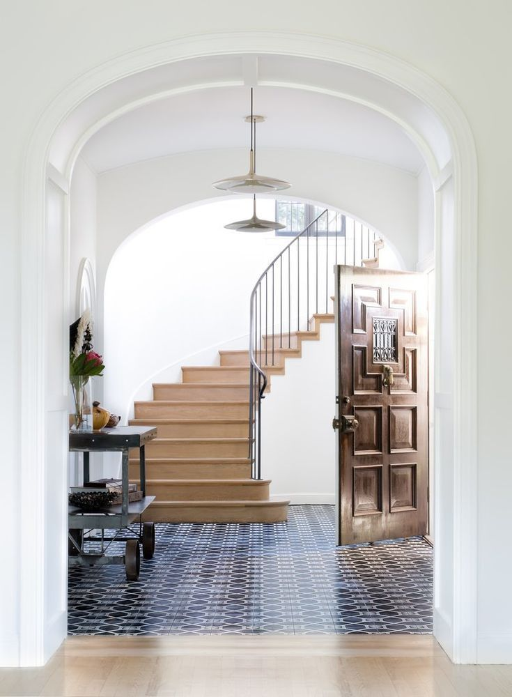 West Clay Park Revival In 2020 Staircase Design Home Foyer