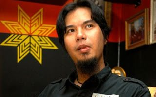 AHMAD DHANI - A local composer. Because I like the personality as he is firm and cool
