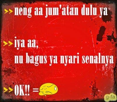 Gambar Kata Kata Lucu Gokil Bahasa Sunda