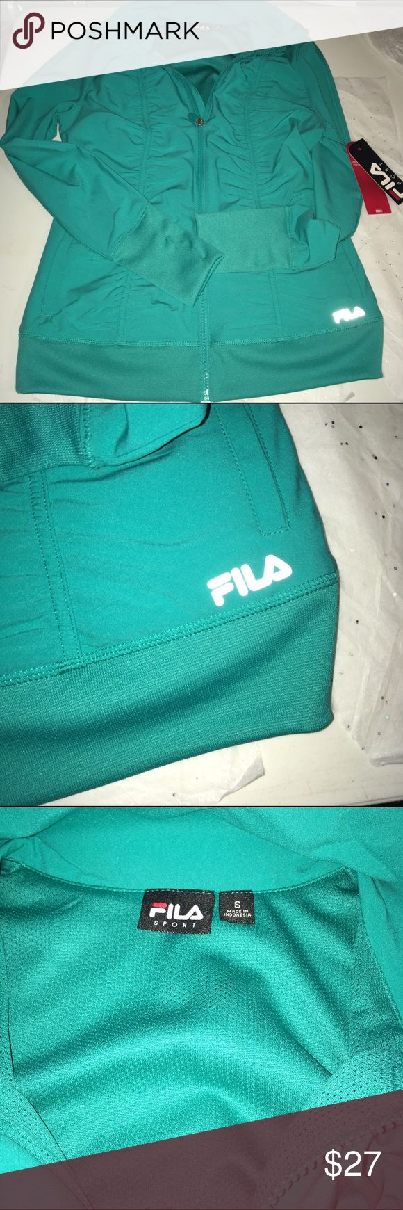 Fila jacket NWT size small Fila jacket NWT size small Fila Jackets & Coats