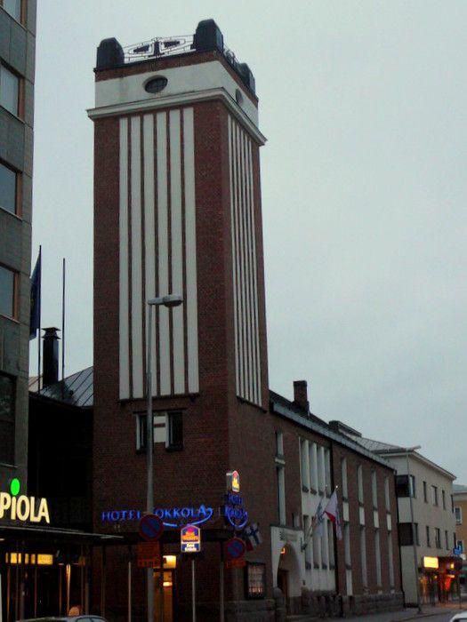 Hotel Kokkola at Rantakatu. #kokkola