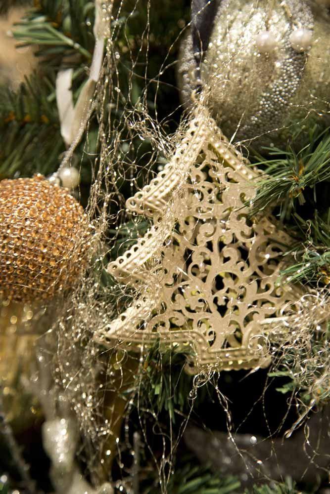 silberne #christbaumhänger von suppan & suppan