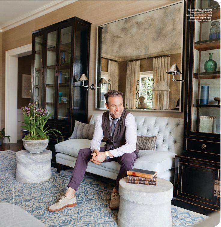 Angeleno magazine march 2014 jeffrey alan marks · top interior designerscandice