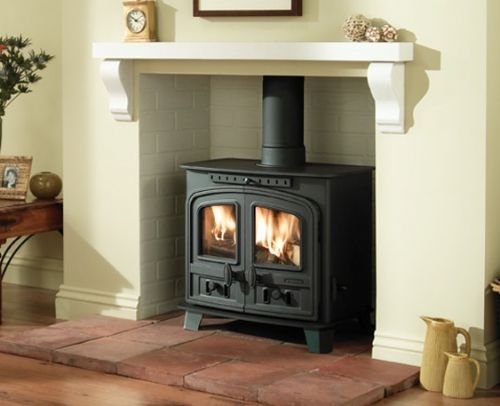 Aarrow Sherborne Small 6kw Multifuel And Woodburning Stove