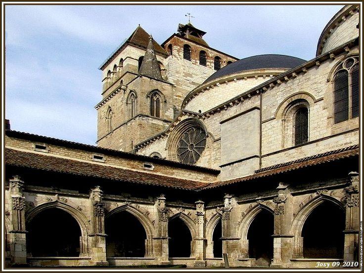 21 best images about vin et vignoble de cahors on pinterest villas vineyard and voyage - Cathedrale saint etienne de cahors ...