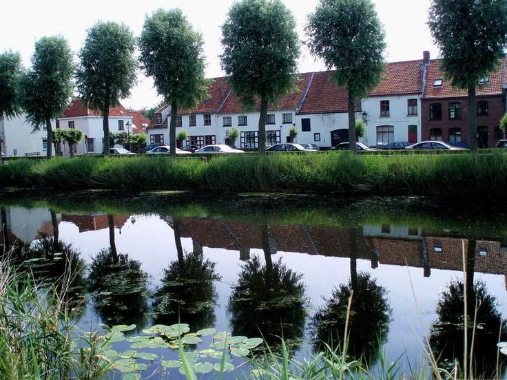 Reflets à Damme - Damme, West-Vlaanderen - near Bruges