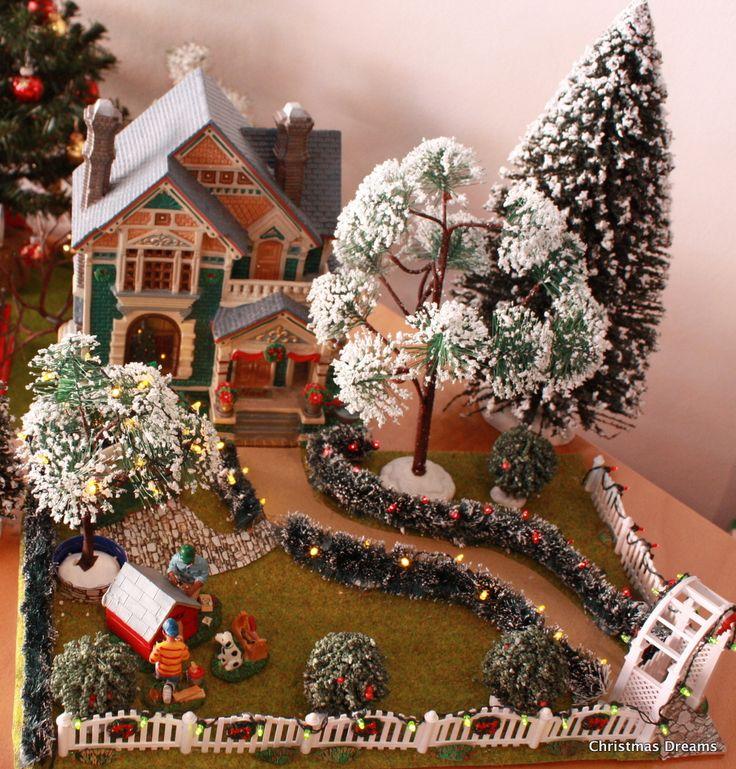 Brewster Residential garden!