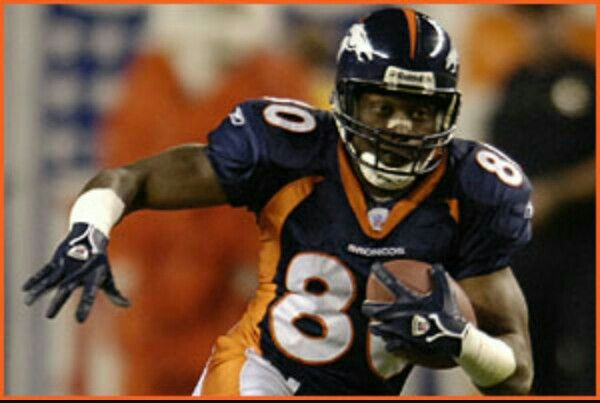 Roderick Duane Smith  (born May 15, 1970) is a former American football wide receiver who played thirteen seasons for the Denver Broncos of the National Football League (NFL). He played college football at Missouri Southern State. He was originally signed by the Broncos as an undrafted free agent and played his entire career with the team. He is ranked 22nd in NFL history in career receptions and 26th in receiving yards.